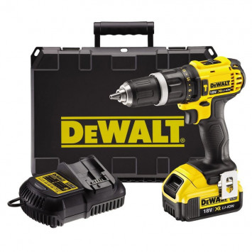 Perceuse visseuse à percussion 18V (1x 4,0Ah) - DEWALT DCD785M1