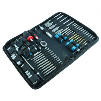 Set de technicien adaptable sur perceuse (78 pcs) - MAKITA P-52065