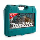 Ensemble d'accessoires pour perçage (120 pcs) - MAKITA P-90370