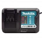 Chargeur de batterie 10,8 - 12V DC10WD - MAKITA 197343-0
