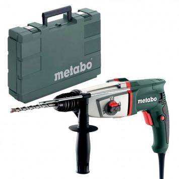 Marteau combiné 800W 2,3 J SDS-Plus KHE 2644 - METABO 606157000
