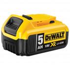 Batterie 18V XR 5,0 ah Dewalt DCB184