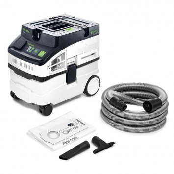 Aspirateur CT 15 E CLEANTEC 1200W - FESTOOL 574827