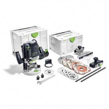 Défonceuse 2200W OF 2200 EB-Set - FESTOOL 574392
