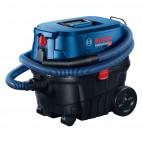 Aspirateur 1250W 200 mbar réservoir Eau 16L poussière 20L - BOSCH GAS12-25PS