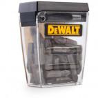 Embouts de tournevis Pz2 25 pièces - DEWALT DT71521