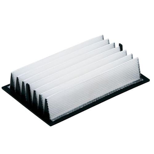Filtre à plis en polyester