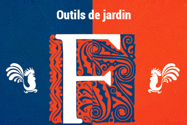 French Days outils de jardin