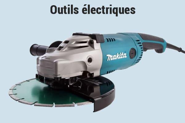 outils électriques Makita